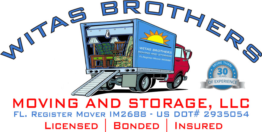 Family Moving & Storage Central Florida
